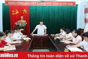 Phát huy vai trò nêu gương của người đứng đầu ở Đảng bộ thị xã Bỉm Sơn