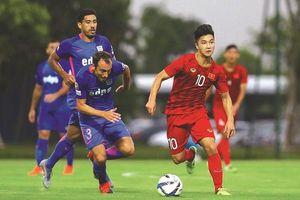 Vì sao VFF không để U22 Việt Nam tham dự BTV Cup?