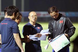 Chốt danh sách 25 cầu thủ đội tuyển Việt Nam đấu vòng loại World Cup