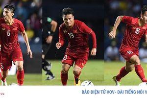 Danh sách sơ bộ của ĐT Việt Nam cho trận gặp Malaysia và Indonesia