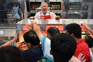 Dân Trung Quốc chuyển sang ăn 'thịt giả' trước cơn khát thịt lợn
