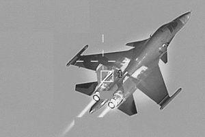 Su-34 Nga vội rút lui sau khi bị F-16 Bỉ 'khóa mục tiêu' trên biển Baltic
