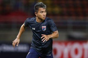 'Messi Thái' chấn thương nghỉ 2 tuần, HLV Nishino lo sốt vó