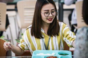 Cận cảnh khu ẩm thực mới của Đại học Quốc tế Hồng Bàng