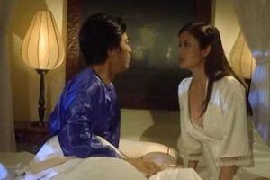 Thảo Trang diễn tình cảm với cha con Khải Duy ở 'Tiếng sét trong mưa'