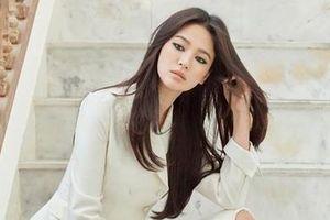 Song Hye Kyo trở lại mạng xã hội với loạt ảnh mới sau ly hôn