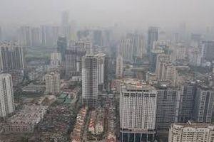 Chất lượng không khí Hà Nội trong tuần có xu hướng giảm xuống nhưng không đáng kể