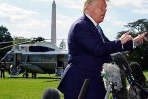 Nhờ vả Trung Quốc điều tra đối thủ, ông Trump 'phạm sai lầm tồi tệ'?