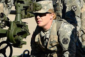Thán phục dàn nữ tướng nổi tiếng nhất quân đội Mỹ