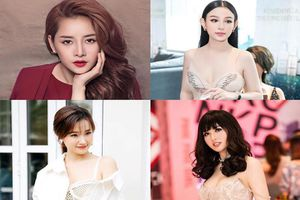 'Đào mộ' thời còn làm người mẫu ảnh teen của dàn hot girl Việt