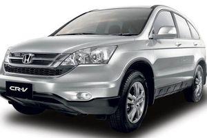 Honda tái triệu hồi hơn 23.000 xe lỗi túi khí Takata