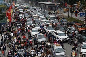 Tỷ lệ người Việt sở hữu ô tô thấp nhất Đông Nam Á