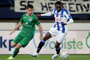 Văn Hậu dự bị, Heerenveen thắng trận thứ 2 liên tiếp