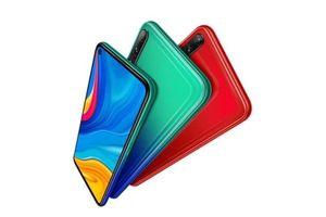 Huawei Enjoy 10 rò rỉ: màn hình đục lỗ, camera kép
