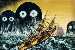 10 quái vật khổng lồ khủng khiếp của Nhật Bản