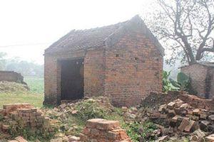 Ngôi nhà 'ma ám' khiến hai đại gia đình chết thảm ở Bắc Giang