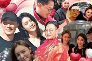 Tài tử 'Mạnh Lệ Quân' Lâm Phong kết hôn cùng người mẫu tai tiếng