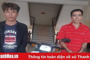Lực lượng cảnh sát cơ động liên tiếp bắt các vụ tàng trữ chất ma túy