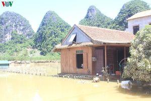 'Rốn lũ' ở Quảng Bình bao giờ hết ngập lụt?