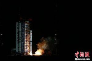 Trung Quốc phóng thành công vệ tinh Cao Phân 10