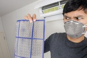 Quét nhà, lau sàn, rán thức ăn đều gây ô nhiễm, nguy hại đến sức khỏe