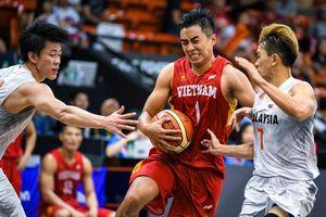 Trước thềm SEA Games 30, tuyển bóng rổ Việt Nam dự kiến giao hữu với Philippines, Thái Lan và cả Đài Bắc Trung Hoa