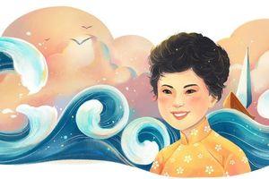 Xuân Quỳnh - nữ văn sỹ đầu tiên được Google vinh danh nhân lần sinh nhật thứ 77