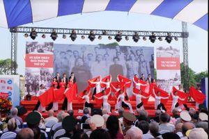 Tái hiện những dấu ấn lịch sử đặc biệt của Ngày Giải phóng Thủ đô