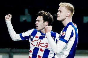 Highlights Heerenveen 1-0 Zwolle