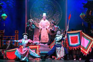 Giải cứu sân khấu truyền thống: Những tiếng lòng… trên giấy