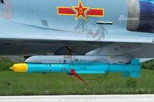 Chiến đấu cơ của Trung Quốc không thể thiếu 'thanh bảo kiếm' này