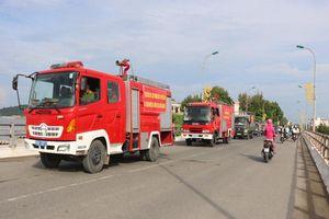 Thành phố Hà Tiên hưởng ứng 'Tháng an toàn phòng cháy chữa cháy' năm 2019