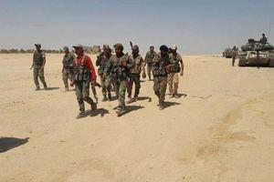 Quân đội Syria tiêu diệt 15 tên khủng bố IS ở Deir Ezzor