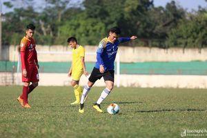 SLNA và Than Quảng Ninh vắng trụ cột tại vòng 25 V.League