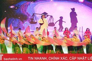 Đặc sắc đêm trao giải hội diễn văn nghệ các cơ sở giáo dục nghề nghiệp