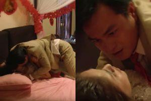Cưỡng bức vợ mới trong đêm tân hôn, Cao Minh Đạt vẫn gọi tên Nhật Kim Anh