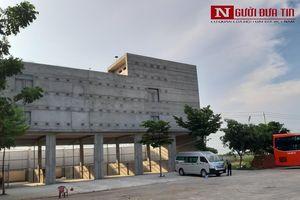 Dùng nhà kho chứa hàng làm nhà dụ chim yến trái công năng: Giám đốc bến xe Ninh Thuận trần tình