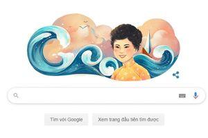 Xuân Quỳnh thành nữ văn sĩ Việt đầu tiên được Google vinh danh