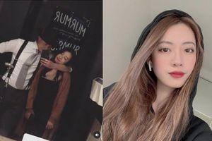 Người yêu mới Rocker Nguyễn khiến dân tình xuýt xoa vì nhan sắc xinh đẹp cùng thần thái gợi cảm