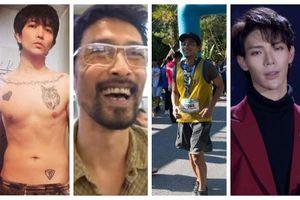 Điểm danh dàn mỹ nam showbiz Việt bị nhan sắc 'phản bội' khi giảm cân