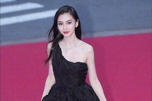 Angelababy được truyền thông Hàn Quốc ca tụng vì vẻ đẹp rạng ngời khi xuất hiện tại LHP Busan