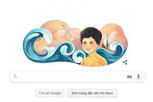 Người thân, độc giả xúc động khi Google tưởng nhớ thi sĩ Xuân Quỳnh