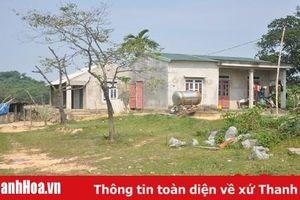 Sớm bố trí sắp xếp dân cư vùng ngập lụt lòng hồ Sông Mực tại xã Xuân Thái