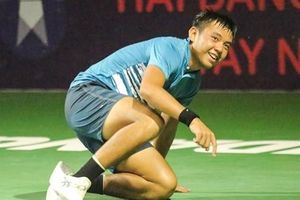 Lý Hoàng Nam hạ tay vợt hơn 272 bậc, vào chung kết ITF World Tour
