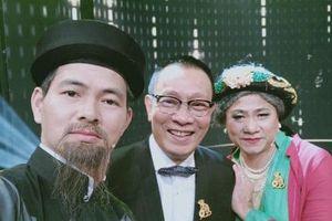 Không chỉ yêu và ngưỡng mộ, MC Lại Văn Sâm còn biết ơn hai người này