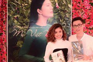 'Cặp bài trùng' Hoàng Hồng Ngọc và Lê Anh Thủy khao khát đưa âm nhạc dân gian trở lại