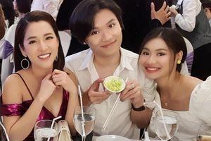 Đại Nghĩa, Quang Trung và dàn nghệ sĩ hài dự lễ cưới của Trà Ngọc
