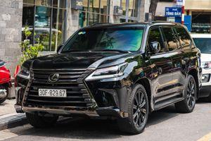 Chi tiết Lexus LX 570 Inspiration độc nhất Việt Nam, giá 9 tỷ đồng
