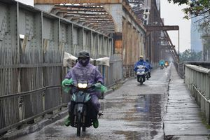 Các tỉnh miền Bắc mưa dông diện rộng, Hà Nội chuyển lạnh vào cuối tháng 10/2019