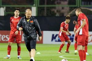 ĐT Việt Nam trước trận gặp Malaysia: Chờ những toan tính bất ngờ của ông Park